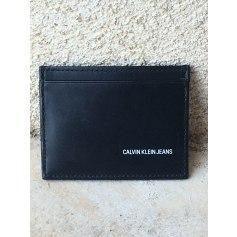 Porte-cartes Calvin Klein  pas cher