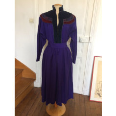 Robe mi-longue Chacok  pas cher