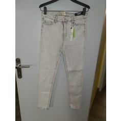 Jeans slim Tally Weijl  pas cher