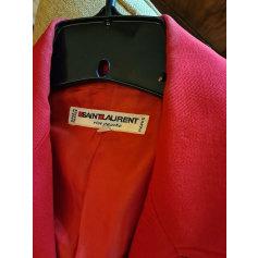 Blazer, veste tailleur Yves Saint Laurent Downtown pas cher