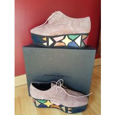 Chaussures à lacets  Paloma Barcelo  pas cher