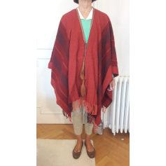 Poncho Hermès  pas cher