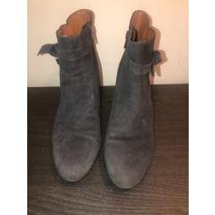 High Heel Ankle Boots Heyraud