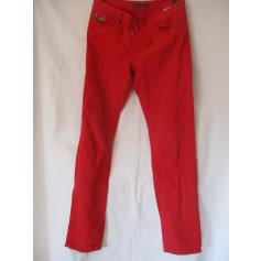 Pantalon droit Ralph Lauren  pas cher
