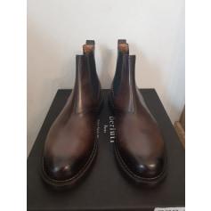 Stiefeletten, Ankle Boots Berluti