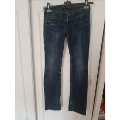 Jeans évasé, boot-cut Freeman T Porter  pas cher