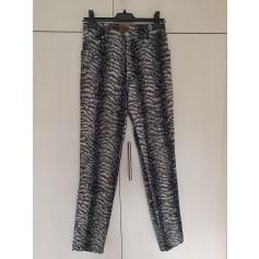 Pantalon droit Léa Kanth  pas cher