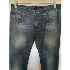 Straight Leg Jeans Calvin Klein