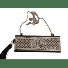 Leather Clutch Lancel