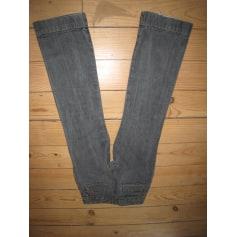 Jeans évasé, boot-cut Zef  pas cher