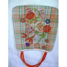 Sac pochette en tissu Antik Batik  pas cher
