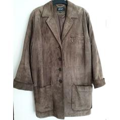 Manteau en cuir Apart  pas cher