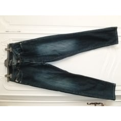 Jeans droit Sud Express  pas cher