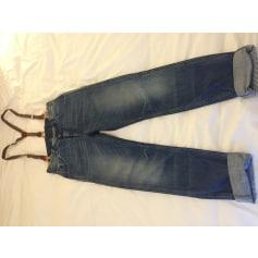 Jeans large Scotch Shrunk  pas cher