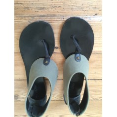 Sandales plates  Tapeet  pas cher