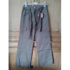 Pantalon large Sismix  pas cher