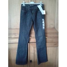 Jeans évasé, boot-cut La Halle  pas cher