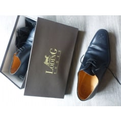 Chaussures à lacets Loding  pas cher