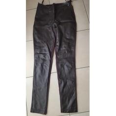 Pantalon droit Apart  pas cher