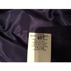 Blouson en cuir Versace  pas cher
