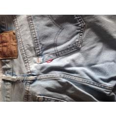 Jeans droit levis strauss 501  pas cher