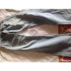 Jeans droit levis strauss  pas cher