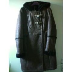 Manteau en cuir One Step  pas cher