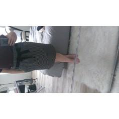 Jupe mi-longue 1.2.3  pas cher