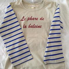 Top, tee-shirt Le phare de la baleine  pas cher