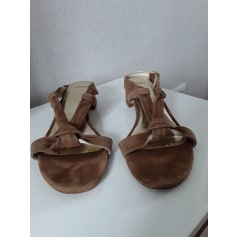 Sandales à talons Eden  pas cher
