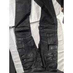 Jeans droit Balmain  pas cher
