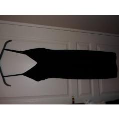 Robe courte parafine  pas cher