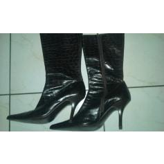 Bottines & low boots à talons Tintoretto  pas cher