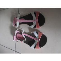 Sandales Monoprix  pas cher