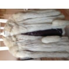 Manteau en fourrure alasca  pas cher