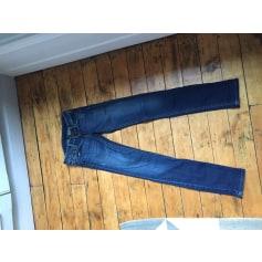 Jeans slim Benetton  pas cher