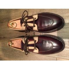 Chaussures à lacets Heschung  pas cher