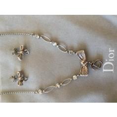 Parure bijoux Dior Couture pas cher