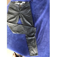 Pantalon slim, cigarette Rich & Royal  pas cher