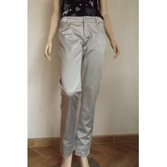 Pantalon slim, cigarette Met In Jeans  pas cher