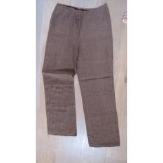 Pantalon large Cyrillus  pas cher