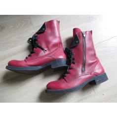 Bottines & low boots plates Liberto  pas cher