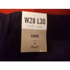 Pantalon slim Chino  pas cher