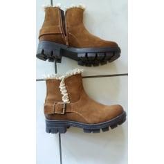 Bottines & low boots à talons woman seaside  pas cher