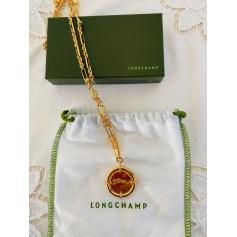 Pendentif, collier pendentif Longchamp  pas cher