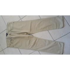 Pantalon droit US Polo Assn  pas cher