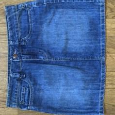 Jupe en jean Monoprix  pas cher