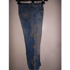 Jeans slim D&G  pas cher