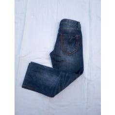 Jeans droit Armand Thiery  pas cher