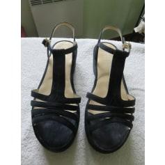 Sandales compensées Accessoire Diffusion  pas cher